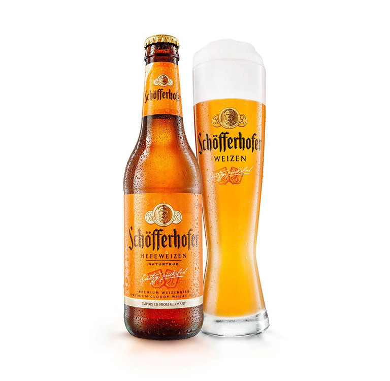 weizenbier manufacturing notes